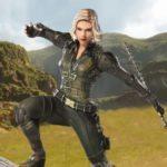 Iron Studios' Avengers: Infinity War Black Widow Battle Diorama Series statue revealed