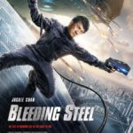 New poster and trailer for Jackie Chan action sci-fi Bleeding Steel
