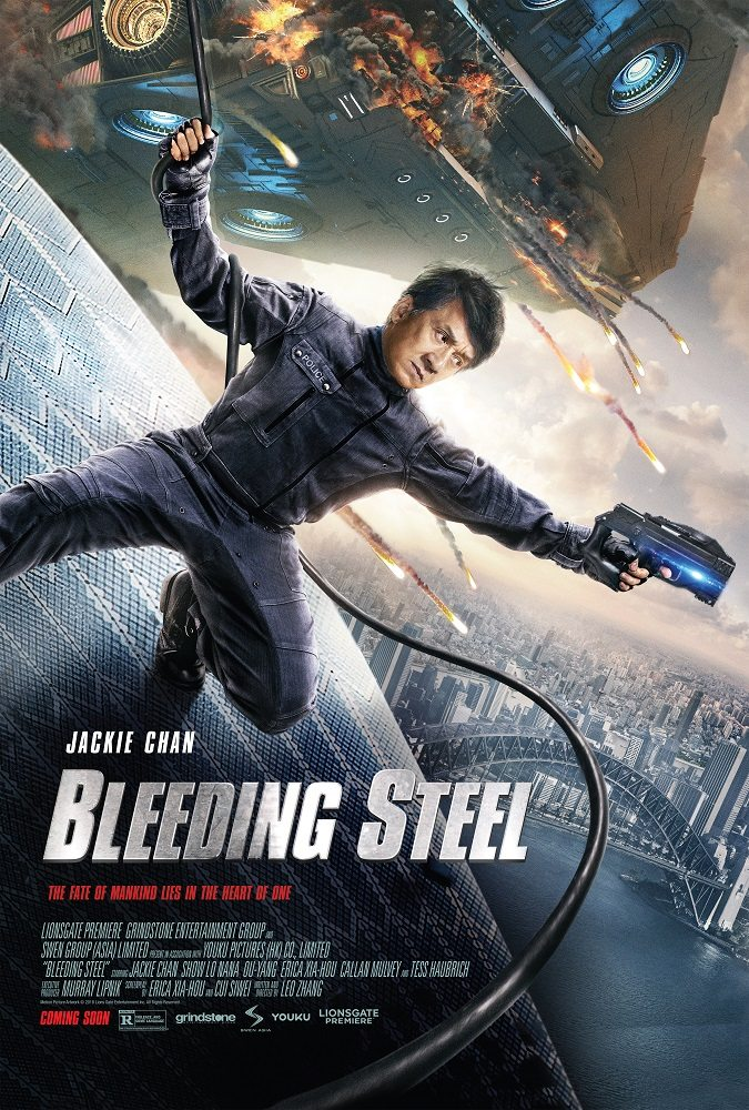 New poster and trailer for Jackie Chan action sci-fi ...