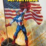 Joe Jusko variant cover for Marvel's Captain America #1