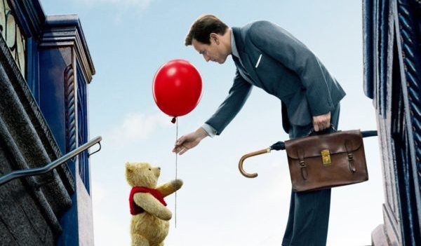 New Trailer For Disney S Live Action Winnie The Pooh Movie
