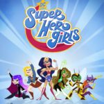 First look at Lauren Faust's redesigned DC Super Hero Girls animated series