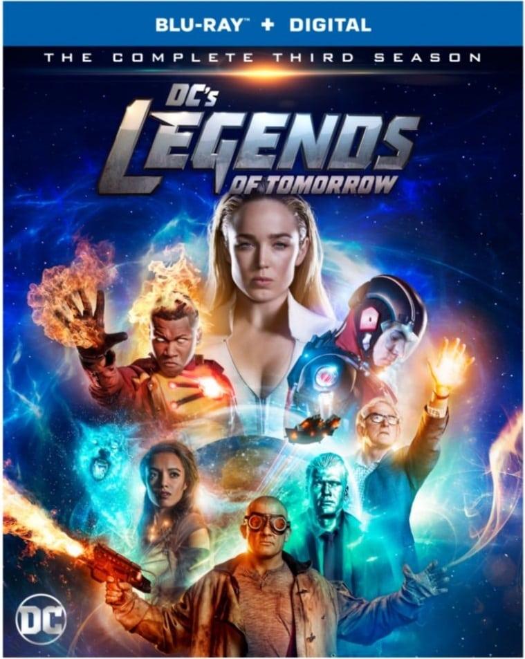 DcS Legends Of Tomorrow Deutsch