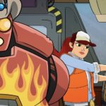 First look images from animated series Dallas & Robo starring John Cena and Kat Dennings