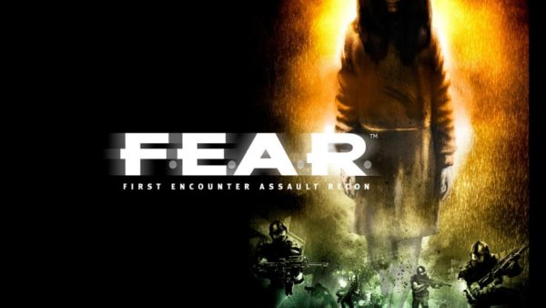 Survival Horror F E A R Is Getting A Movie Adaptation
