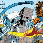 Marvel celebrates Return of the Fantastic Four with classic Jack Kirby poster