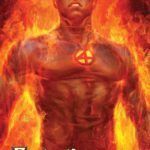 Artgerm variant covers for Fantastic Four #1 showcase The Thing and The Human Torch