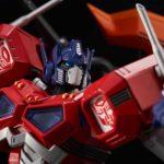 Flame Toys' Optimus Prime (Attack Mode) Transformers Furai Model Kit revealed