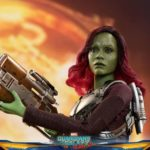 Hot Toys unveils its Gamora collectible figure from Guardians of the Galaxy Vol. 2