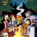 Preview of Garfield Vacation Time Blues