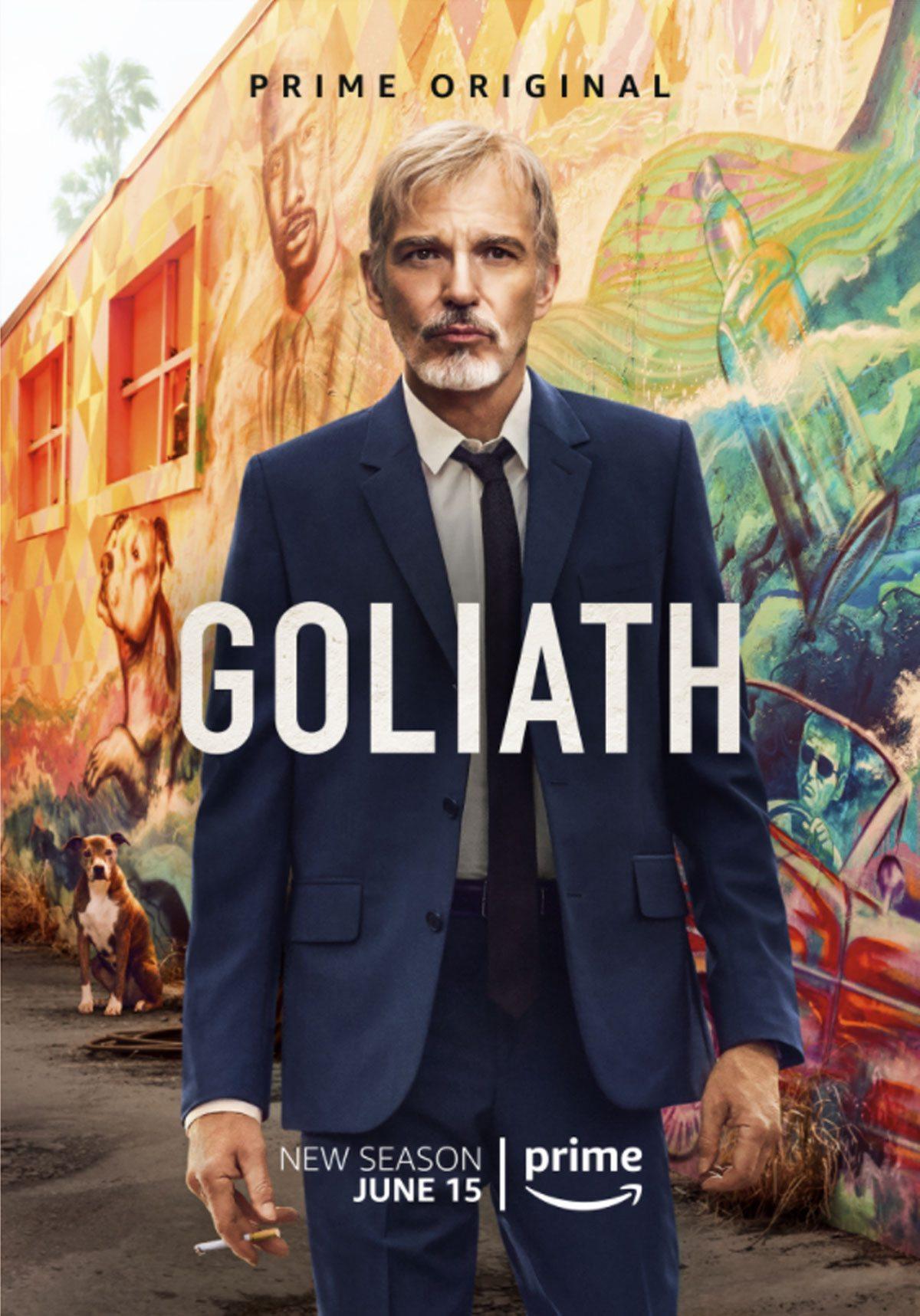Goliath Serie Trailer Deutsch