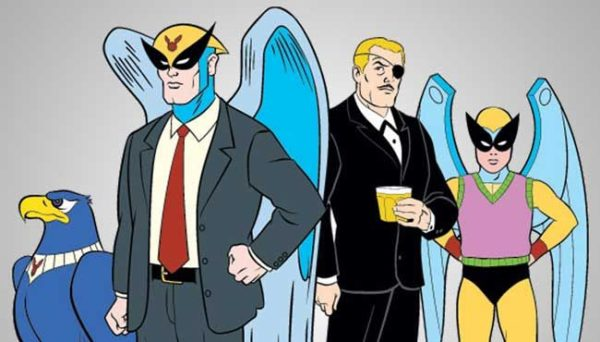 Harvey Birdman Attorney At Law Returning For New Special