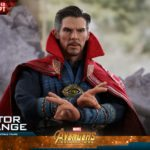 Doctor Strange gets an Avengers: Infinity War Movie Masterpiece figure from Hot Toys