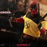 The Merc with a Mouth gets a Deadpool 2 collectible figure from Hot Toys