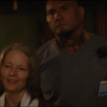 New clip from Hotel Artemis featuring Jodie Foster and Dave Bautista