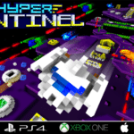 Neo-retro shoot 'em up Hyper Sentinel available now