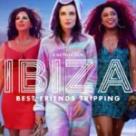 Poster and trailer for Ibiza starring Gillian Jacobs, Vanessa Bayer, Phoebe Robinson and Richard Madden
