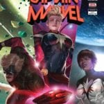 Preview of Infinity Countdown: Captain Marvel #1