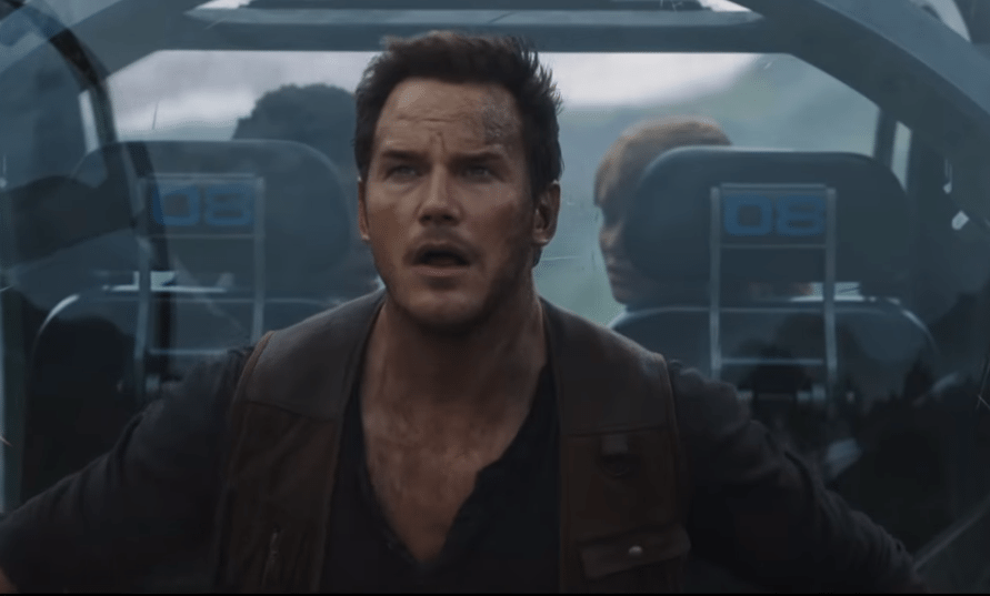 Chris Pratt has reacted to Laura Dern, Jeff Goldblum, and Sam Neill joining the cast of Jurassic World 3