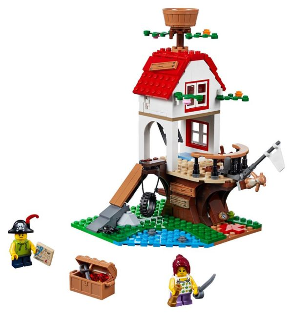 lego 39 s summer 2018 city and creator sets unveiled. Black Bedroom Furniture Sets. Home Design Ideas