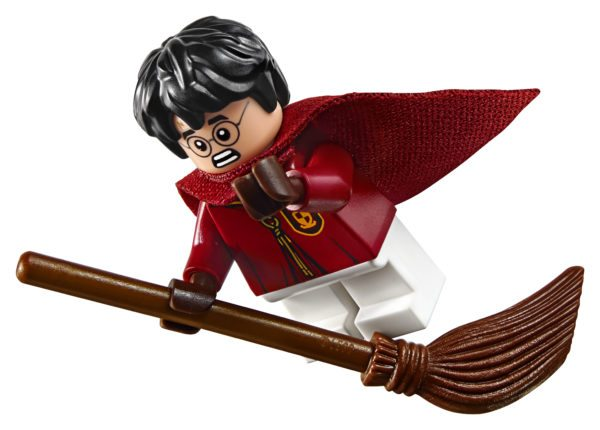 Lego Harry Potter Hogwarts Express Quidditch Match And