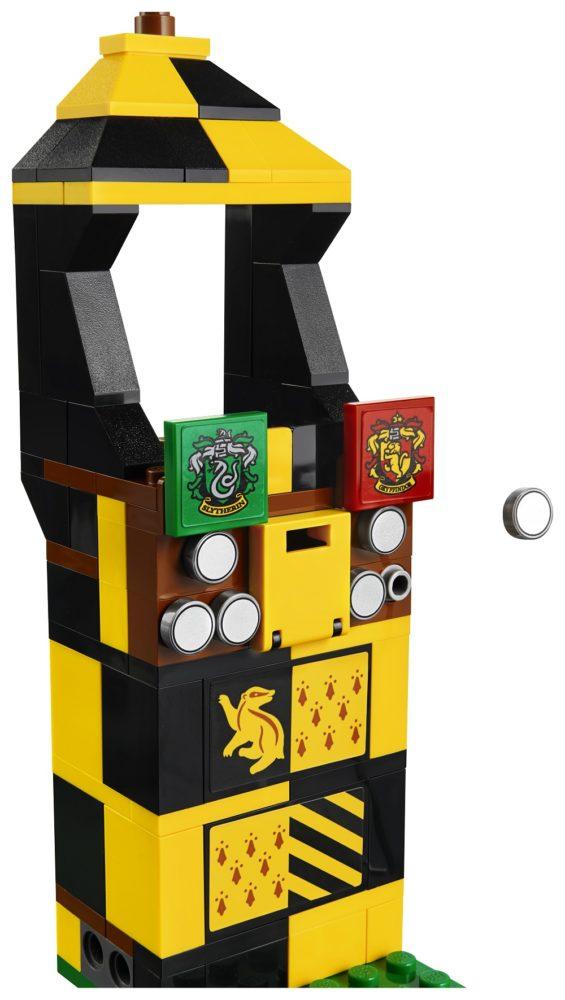 lego harry potter hogwarts express quidditch match and