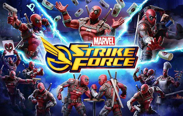 Resultado de imagen para Marvel Strike Force