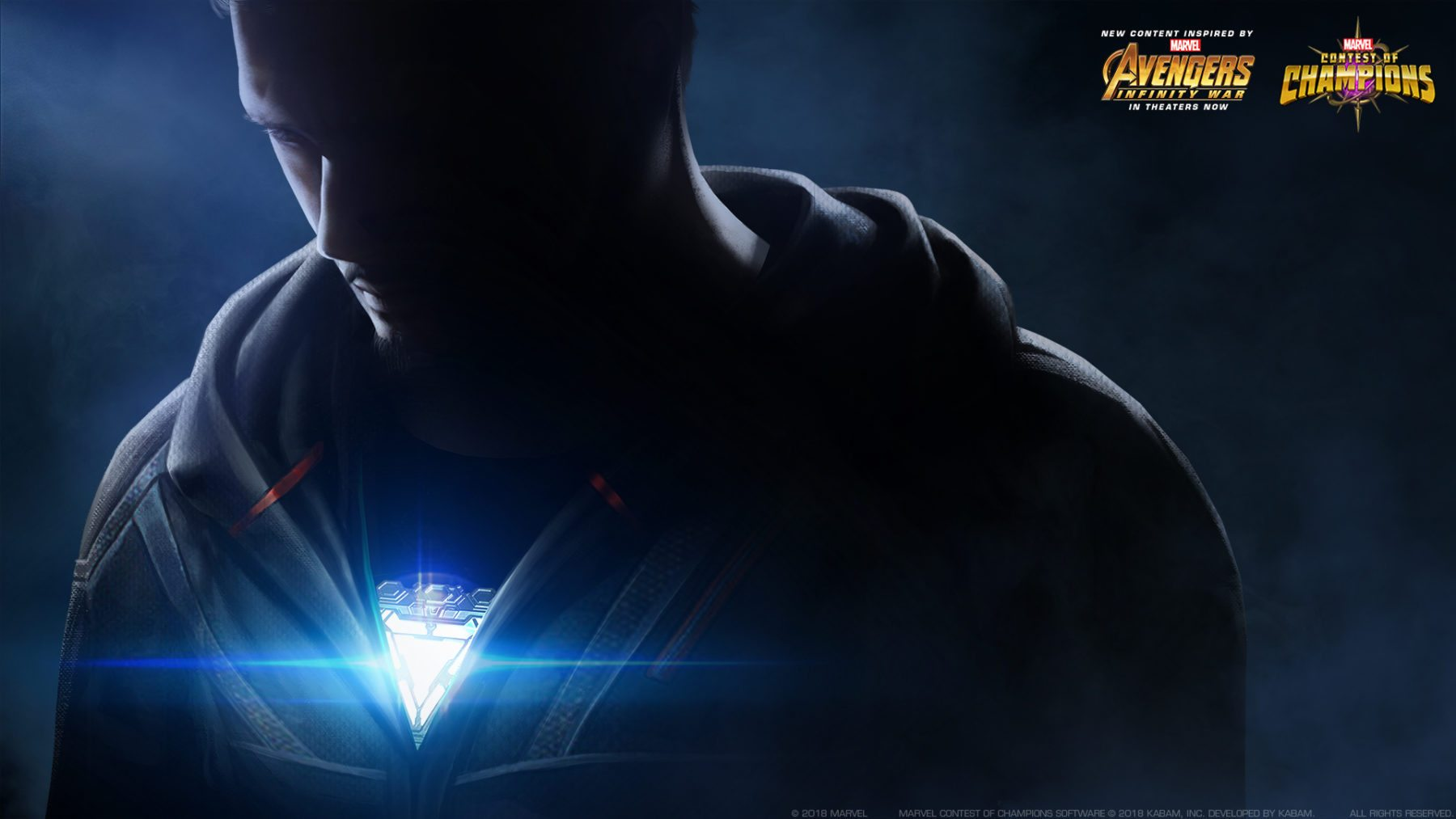 avengers infinity wars iron man comes to marvel contest