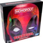 Monopoly gets a Deadpool makeover with upcoming Marvel Collector's Edition
