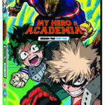 Anime Giveaway – Win My Hero Academia Season Two, Part Two – NOW CLOSED