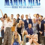 Mamma Mia! Here We Go Again gets a new poster ahead of Tuesday's trailer