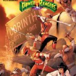 Preview of Mighty Morphin Power Rangers #27