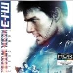 Mission: Impossible series hitting 4K Ultra HD this June
