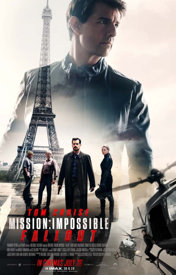 Mission: Impossible – Declinul