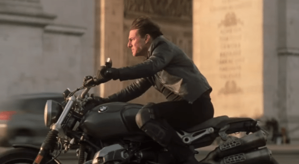 Mission Impossible Fallout Clip Features A Motorcycle Chase