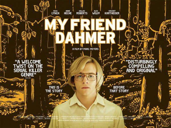 my friend dahmer full movie netflix