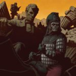 Preview of Planet of the Apes: Ursus #5