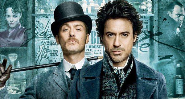 Dexter Fletcher to direct Sherlock Holmes 3 with Robert