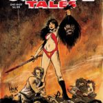 Preview of Savage Tales: Vampirella One-Shot