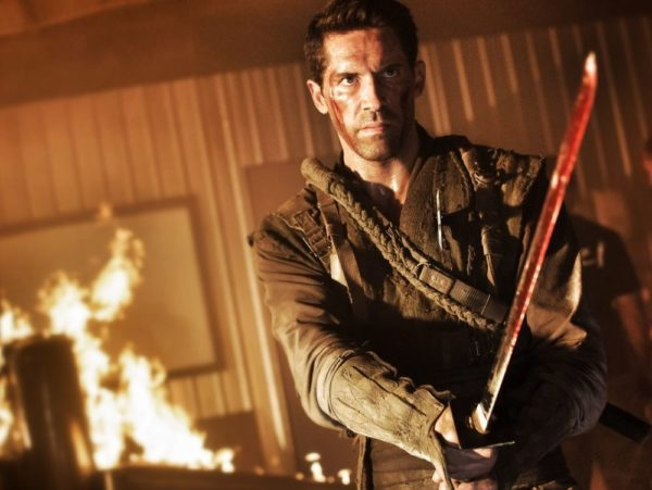 Why Scott Adkins Should Be the Next Batman