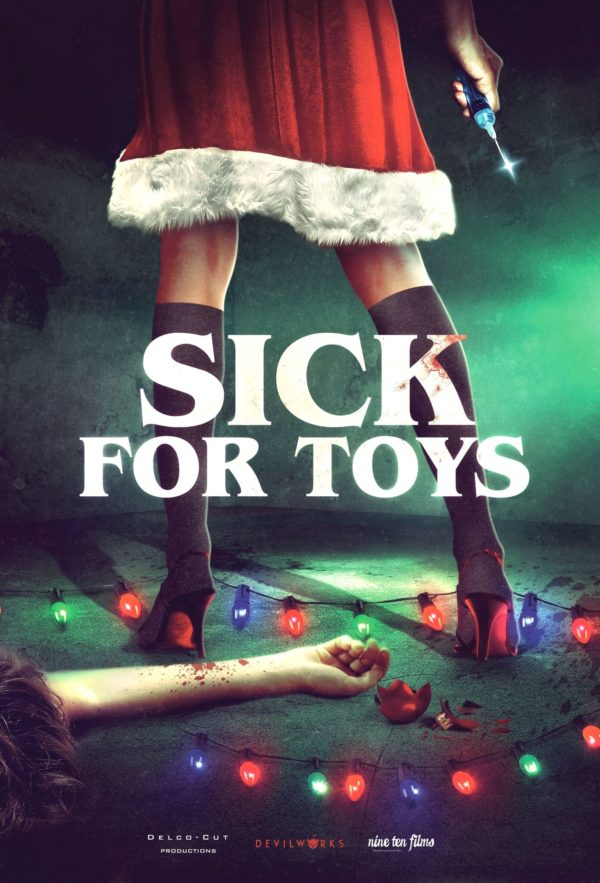 Not Toys For 2018 From Moive : Christmas horror sick for toys gets a trailer and poster