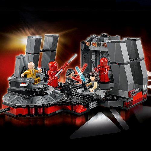 LEGO unveils six new LEGO Star Wars sets