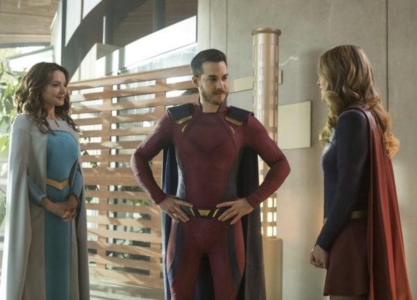 Image result for supergirl season 3 episode 20