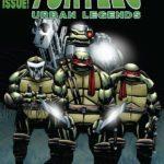 Preview of Teenage Mutant Ninja Turtles: Urban Legends #1
