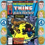 The Fantasticast #282 – Marvel Two-in-One #40 – Conjure Night