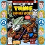 The Fantasticast #284 – Marvel Two-in-One #41 – Voodoo And Valour