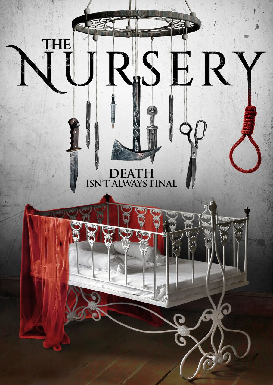 Horror film The Nursery gets a trailer, poster and images