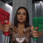 New trailer and posters for The Spy Who Dumped Me starring Mila Kunis and Kate McKinnon