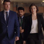 First trailer for ABC's Whiskey Cavalier starring Lauren Cohan and Scott Foley