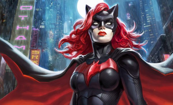 First Photo Revealed of Ruby Rose as Batwoman